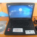Asus X454Y AMD A8-7410U Ram 4gb HDD 1tb