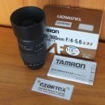 Tamron AF 70-300mm F4-5.6 Mulus