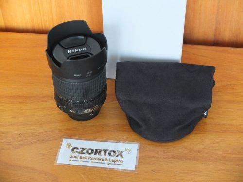 Lensa Nikon 18-105mm VR Mulus