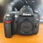 Nikon D90 Body Only Mulus