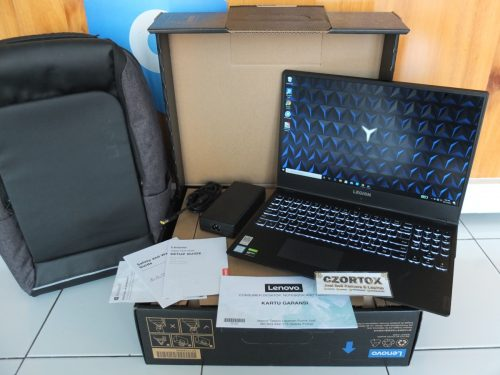 Lenovo Legion Y540 Ram 16gb SSD NVMe 512gb Nvidia Gtx1650 4gb Umur 3 Bulan
