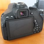Canon 700D Kit 18-55mm IS STM SC 9.Xxx