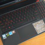 Asus TUF FX503VM i7-7700HQ GTX 1060 6GB Ram 8 Gb
