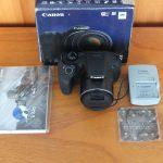 CANON SX530 HS MULUS Full HD