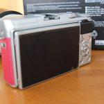 Fujifilm X-A3 Lensa 16-50mm Pink