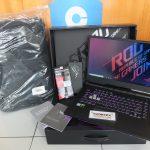 ROG G531GU Ci7-9750H GTX 1660Ti Ram 16gb SSD 512gb Garansi Panjang