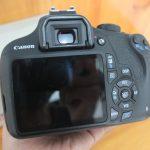 Canon 1200D Lensa Kit 18-55mm Mulus Sc 3.Xxx