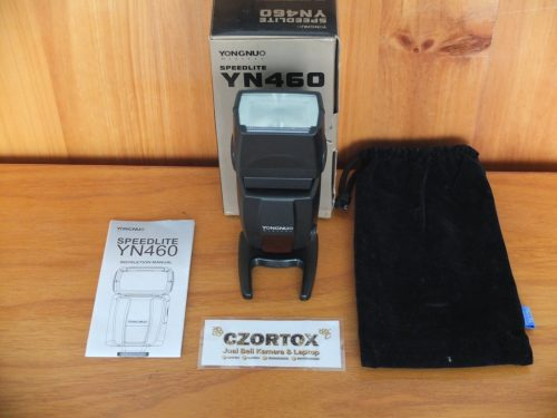 Flash Youngnuo YN460 For Canon Nikon Like New