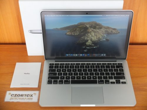 Macbook Pro MF839 Ci5 SSD 128gb Retina 13 Inc CC 15