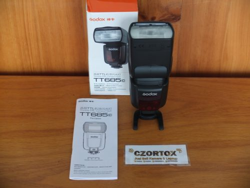 Flash Godox TT685s Support TTL HSS for canon