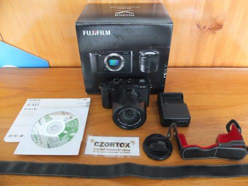 Fujifilm X-M1 kit 16-50 OIS Black