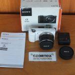 Sony A5000 Lensa Lensa Meike 50mm F2