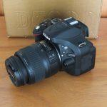 Nikon D5200 Kit 18-55mm SC 6.xxx Mulus