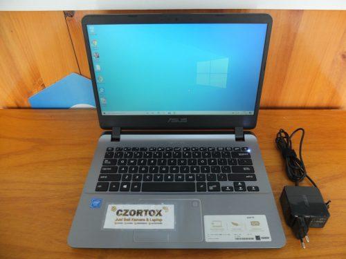 Asus A407MA Intel Celeron N4000 Ram 4gb HDD 1tb Fingerprint