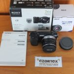 Sony Nex 5T Lensa Meike 35mm F/1.7