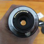 Olympus M.Zuiko EZ 12-50mm f/3.5-6.3 ED