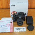 Canon M50 Kit EF-M15-45mm IS STM Umur 1 Bulan