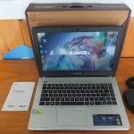 Asus A450L Ci5-4400U Ram 4gb NVIDIA Geforce 720M SSD 128gb + HDD 500gb