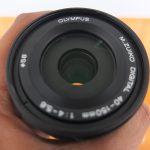 Lensa Olympus 40-150mm Mulus