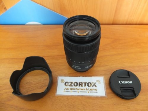 CANON EF-S 18-135mm f/3.5-5.6 IS Nano USM