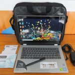 Lenovo Yoga 520 Ci7-8550U Ram 8gb HDD 1TB SSD 128GB Touchscreen Garansi