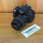 Nikon D5300 Kit AF-P 18-55mm Wi-Fi SC 5.Xxx