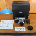 Fujifilm X-A20 Lensa 15-45mm