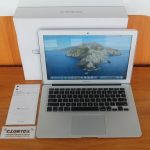 Macbook Air 2017 MQD32 Core i5 Ram 8gb SSD 128 Cycle Count 25