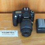 Nikon D90 AF-S 18-55mm