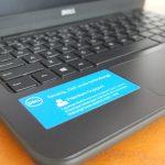 Dell Inspiron 11 3180 AMD A9-9420 Ram 4GB AMD R5 Garansi Panjang