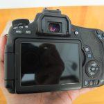 Canon Eos 760D Body Only Ex Garansi Resmi