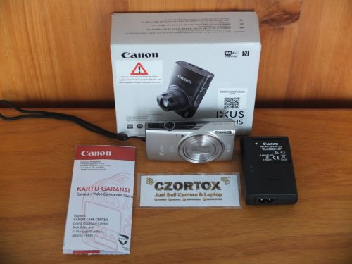 Canon Digital IXUS 285 Silver Like New