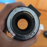 Lensa Yongnuo 50mm F1.8 + Adapter Meike Auto Fokus EF-S Canon
