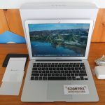 Macbook Air 2017 A1466 Core i5 Ram 8gb SSD 128gb