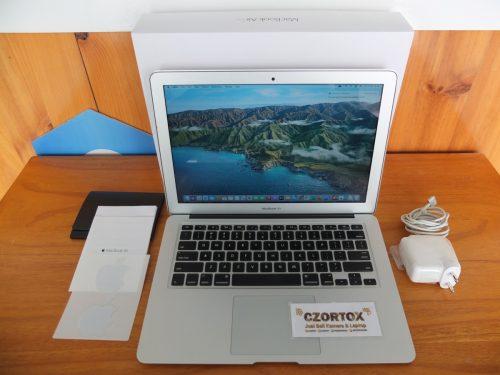 Macbook Air 2017 A1466 Core i5 Ram 8gb SSD 128gb