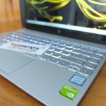 Hp Envy 13 Core i7-8550U Ram 16GB SSD 512GB MX150 Touchscreen