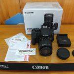 Canon 700D Kit 18-55mm IS II Like New Sc 8.Xxx