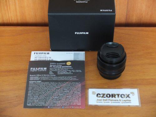 Fujifilm XF 35mm F1.4 R Like New