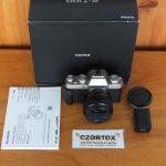 Fujifilm XT100 Lensa 15-45 Masih Garansi
