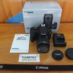 Canon 3000D EF-S Kit 18-55 mm III SC 241 Jepret Like New