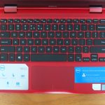 Dell M3-7Y30 Ram 4 GB SSD Touchscreen RED