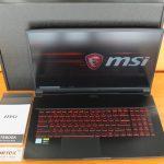 MSI GF75 I7-9750H GTX 1650 4GB SSD 512GB Garansi Panjang