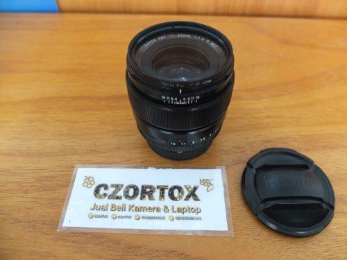 Lensa Fujinon XF 23mm F1.4 R