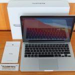 Macbook Pro Ci5 Retina Ram 8gb SSD 256GB
