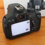 Canon 700D Body Onli Mulus Fall Collors
