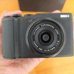 Fujifilm XF10 Lens EBC f 18.5mm Mulus