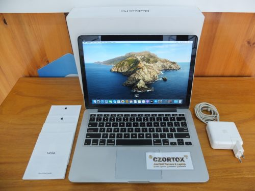 Macbook Pro 2013 ME864ID Ci5 SSD 128gb Retina 13 Inc