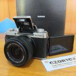 Fujifilm XT100 Lensa 15-45 Mulus