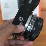 Sony A5000 Lensa 16-50mm OSS Black SC 7.xxx Istimewa