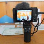 Sony ZV1 Paket Lengkap Shooting Grip VCT SGR1
